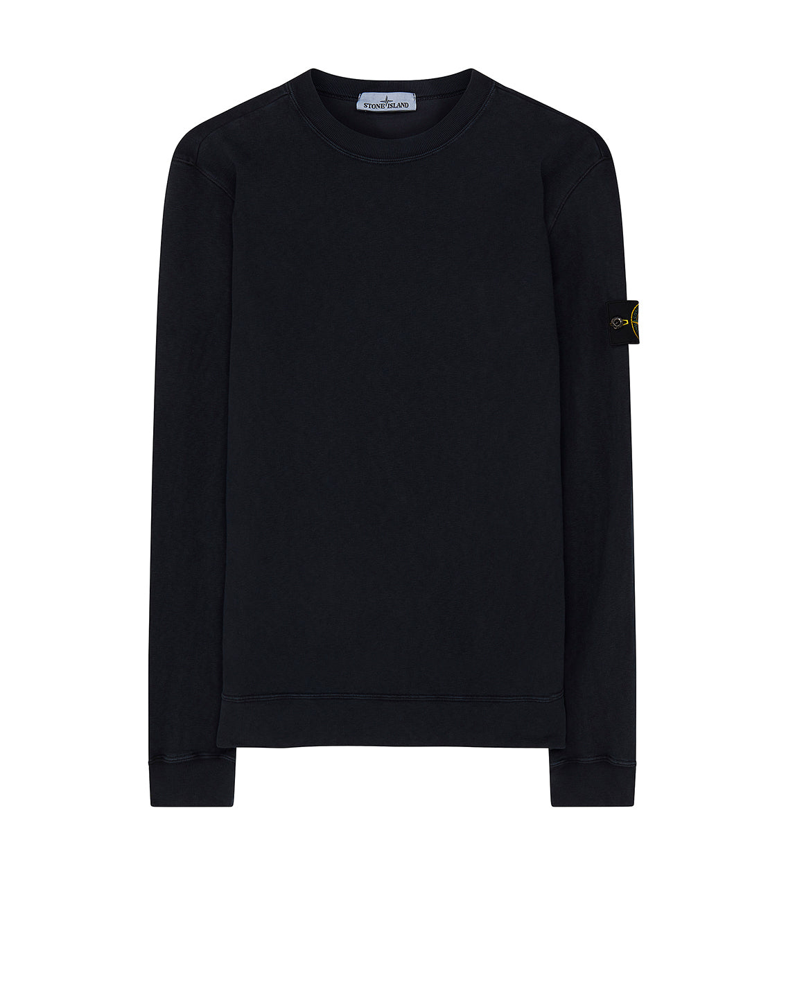 65560 'OLD' DYE TREATMENT Sweatshirt in Navy Blue