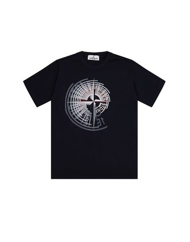 21453 T-Shirt in Navy Blue