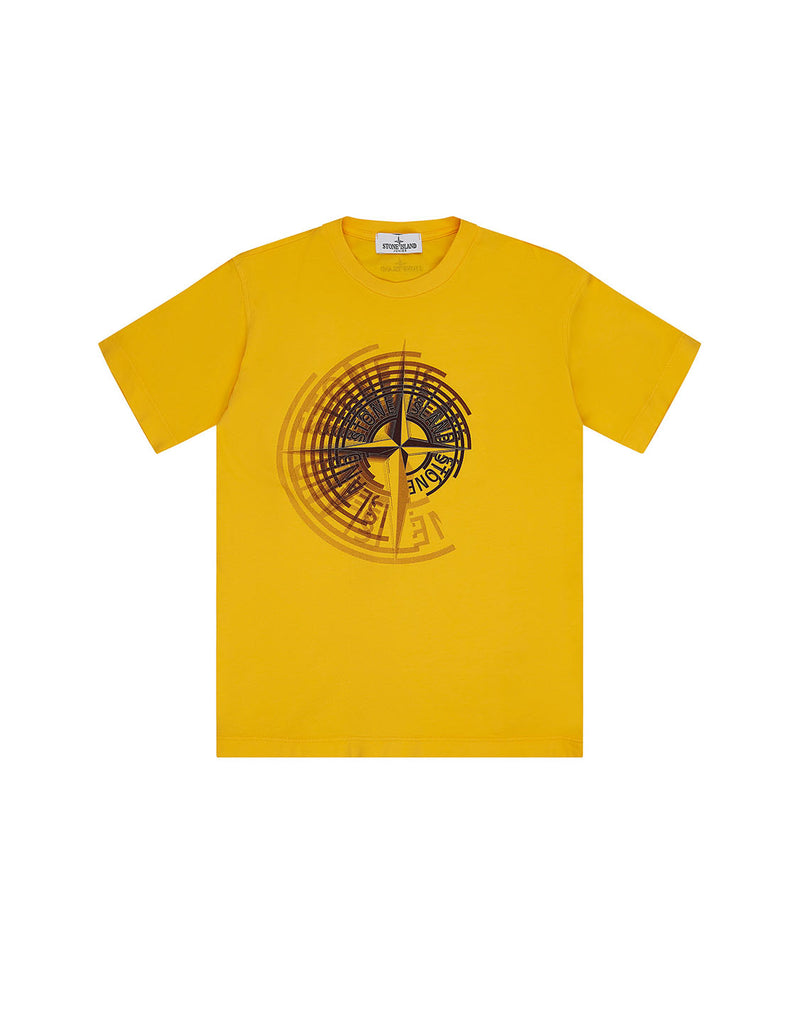 21453 T-Shirt in Yellow