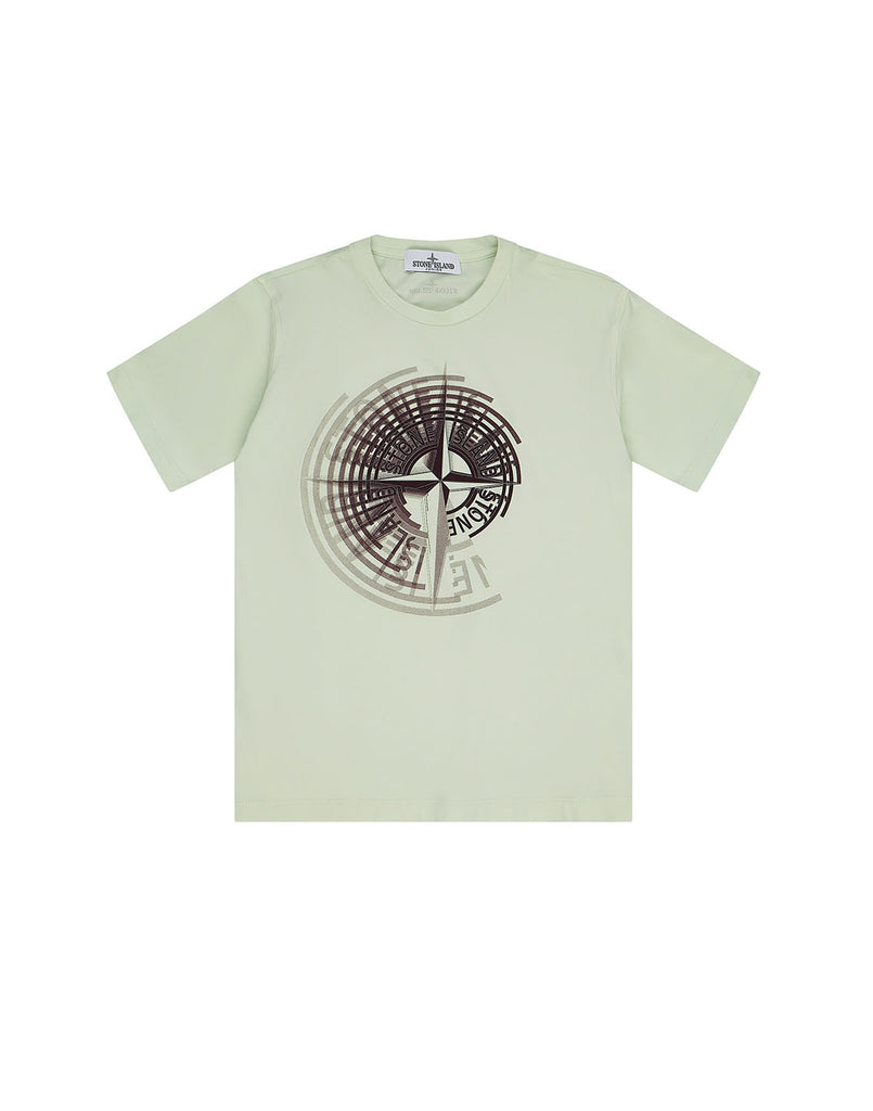 21453 T-Shirt in Light Green