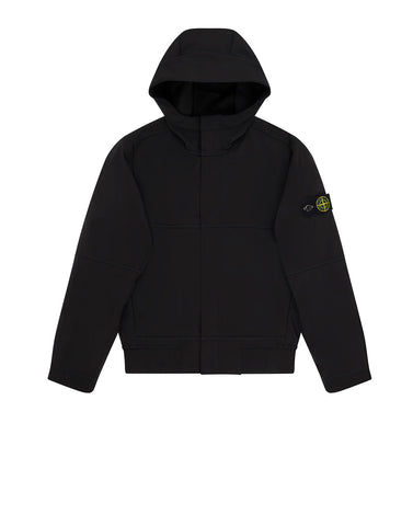 40234 LIGHT SOFT SHELL-R Jacket in Black