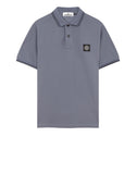 22S18 Polo Shirt in Dark Blue