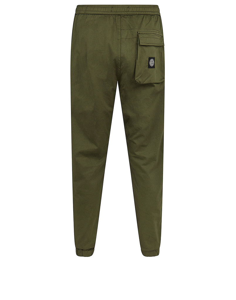 31714 Trousers in Olive