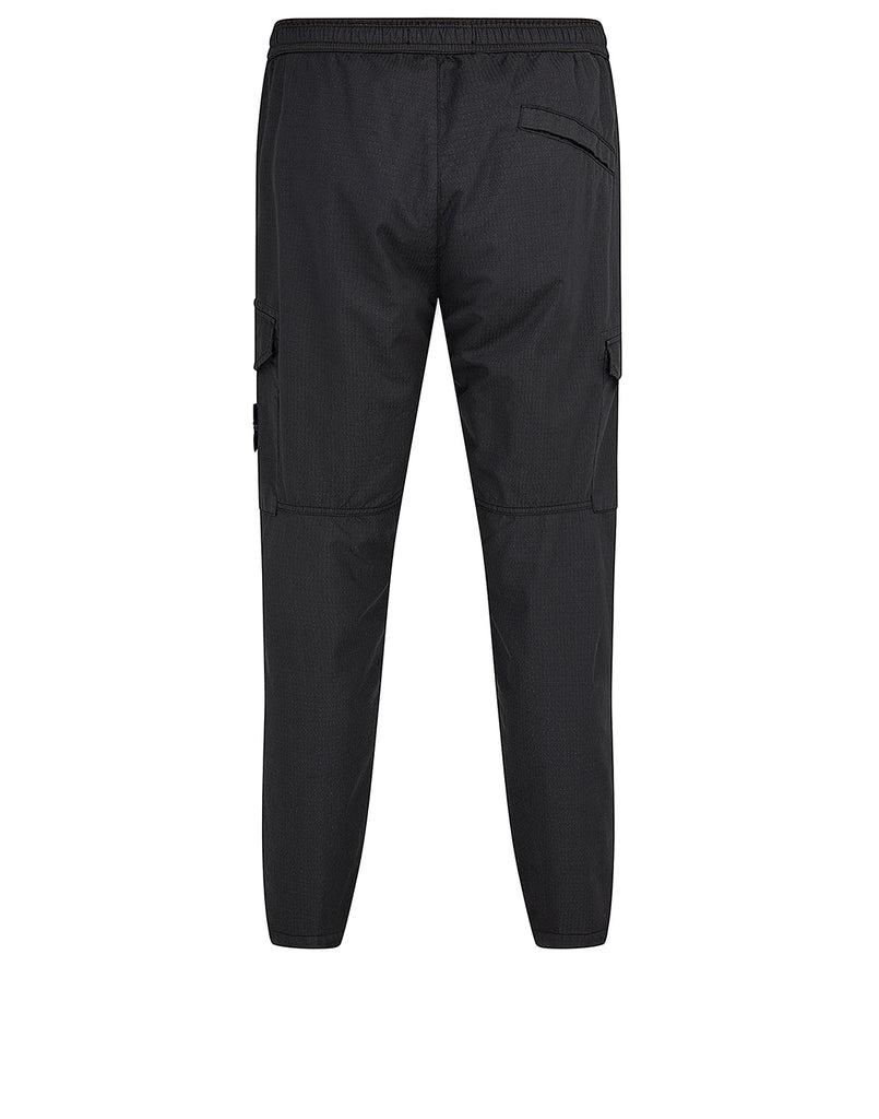 32398 REFLECTIVE WEAVE RIPSTOP-TC Trousers in Black