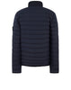 43825 LOOM WOVEN DOWN CHAMBERS STRETCH NYLON-TC Jacket in Navy Blue