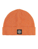 N16C6 REFLECTIVE BEANIE in Orange