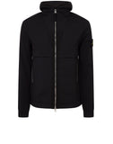 Q0122 SOFT SHELL-R Light Jacket in Black