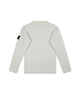 522D3 Crewneck Knit in Pearl Grey