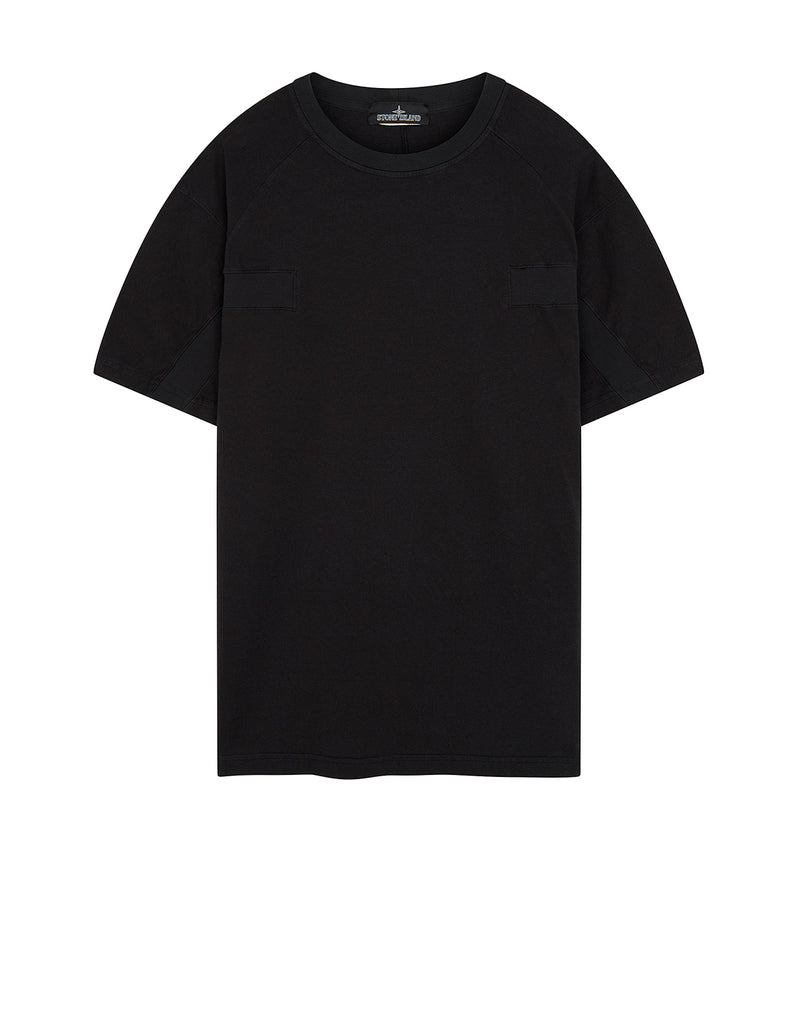 20511 CONTOUR T-SHIRT in Black