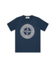 21059 T-Shirt in Blue Marine