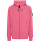Q0122 Soft Shell-R Hooded Blouson in Pink