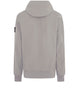 Q0122 Soft Shell-R Hooded Blouson in Dove Grey