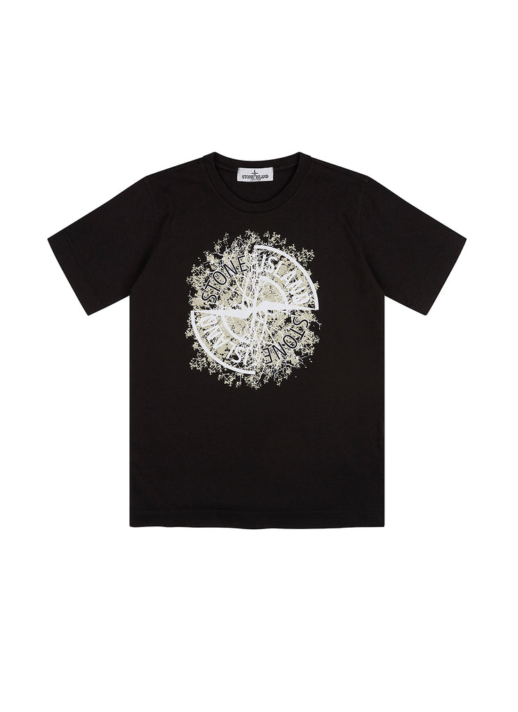 21057 T-Shirt in Black
