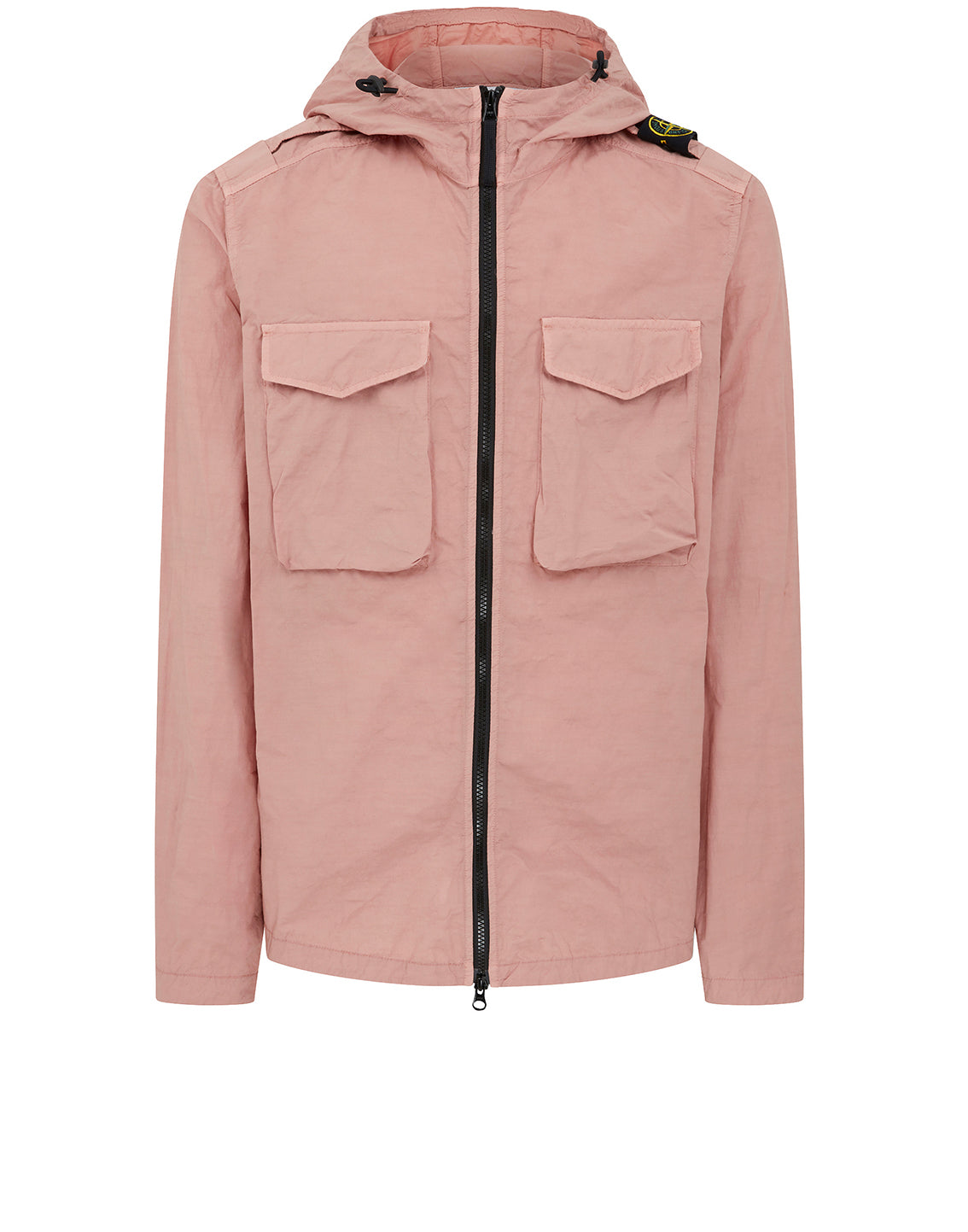 11602 NASLAN LIGHT Overshirt in Rose Pink