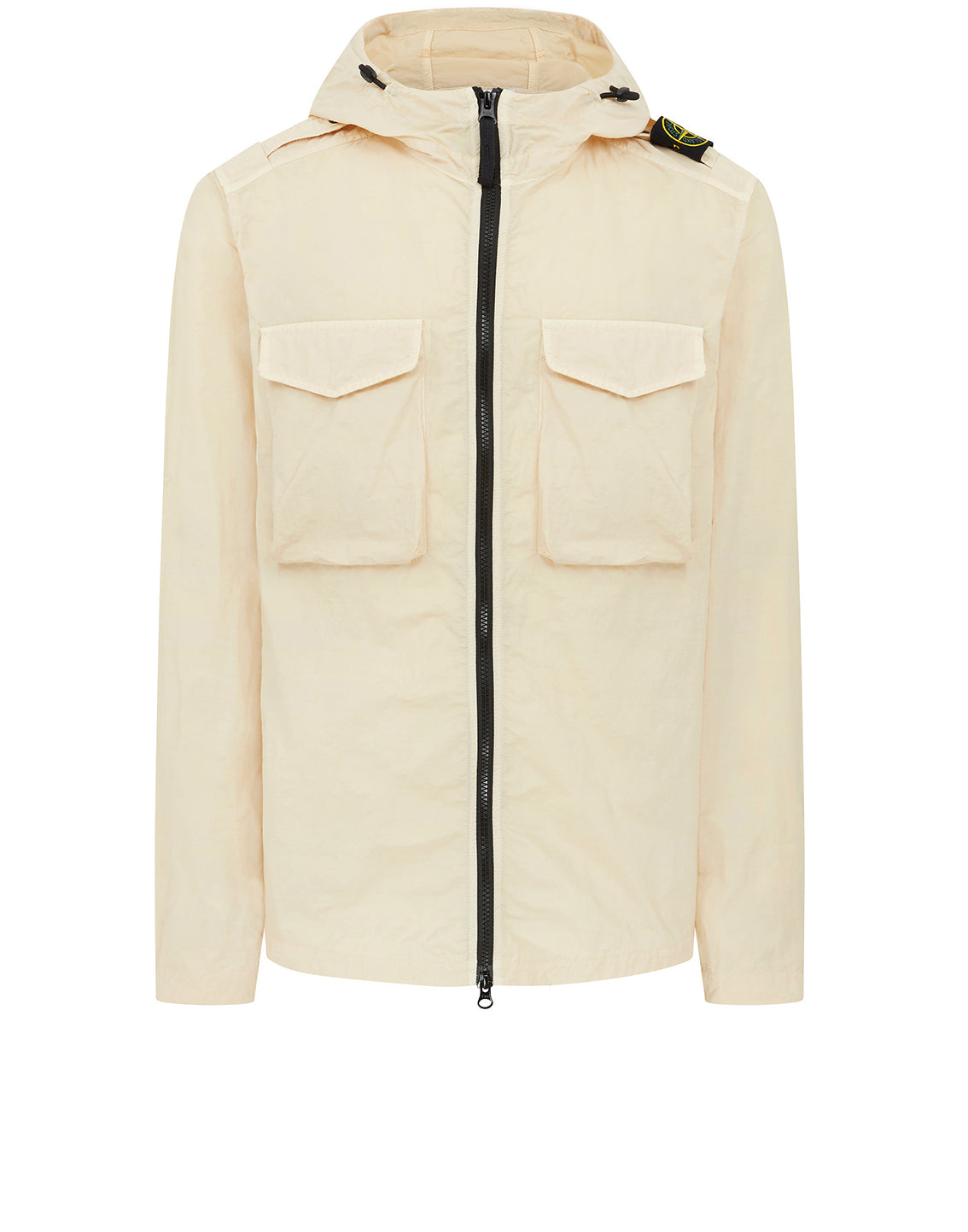 11602 NASLAN LIGHT Overshirt in Ivory
