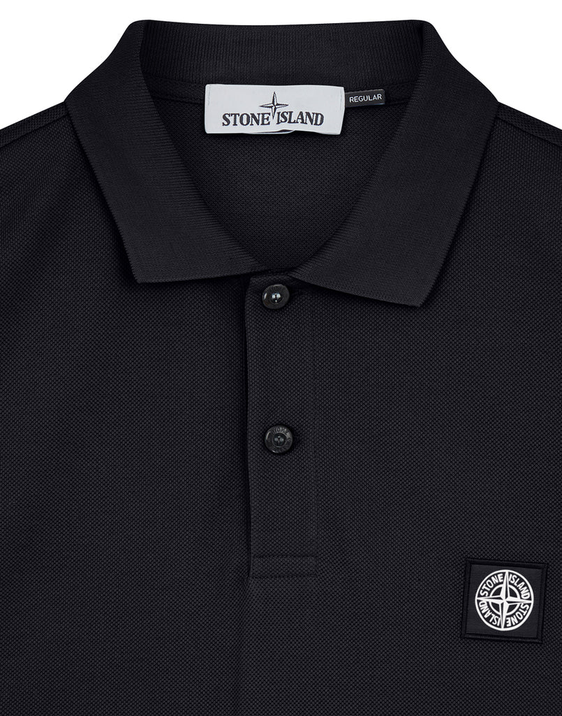 22R39 Polo Shirt in Navy