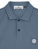 22R39 Polo Shirt in Sugar Grey