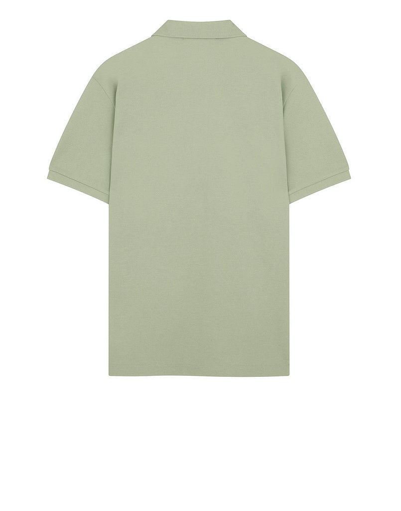 22R39 Polo Shirt in Light Green