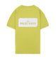 2NS80 'STENCIL ONE' T-Shirt in Pistachio