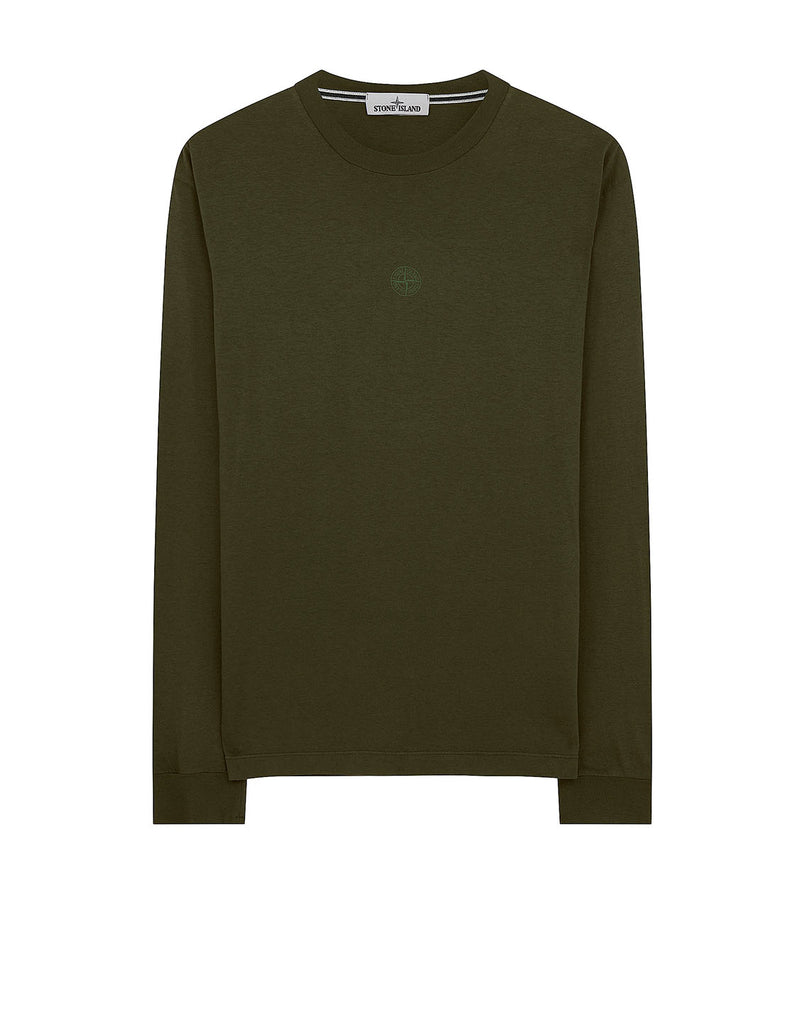 2ML66 'BLOCK TWO' T-Shirt in Olive
