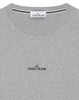 2NS85 'MARBLE THREE' T-Shirt in Grey Marl