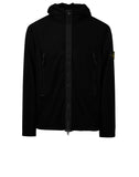 40131 SKIN TOUCH NYLON-TC Jacket in Black