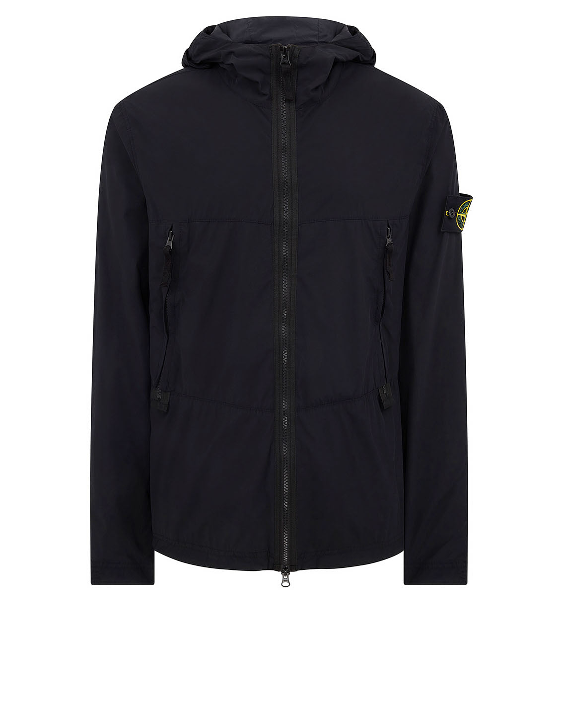 40131 SKIN TOUCH NYLON-TC Jacket in Navy