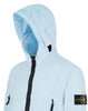 40131 SKIN TOUCH NYLON-TC Jacket in Sky Blue