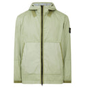 40523 MEMBRANA 3L TC Jacket in Light Green