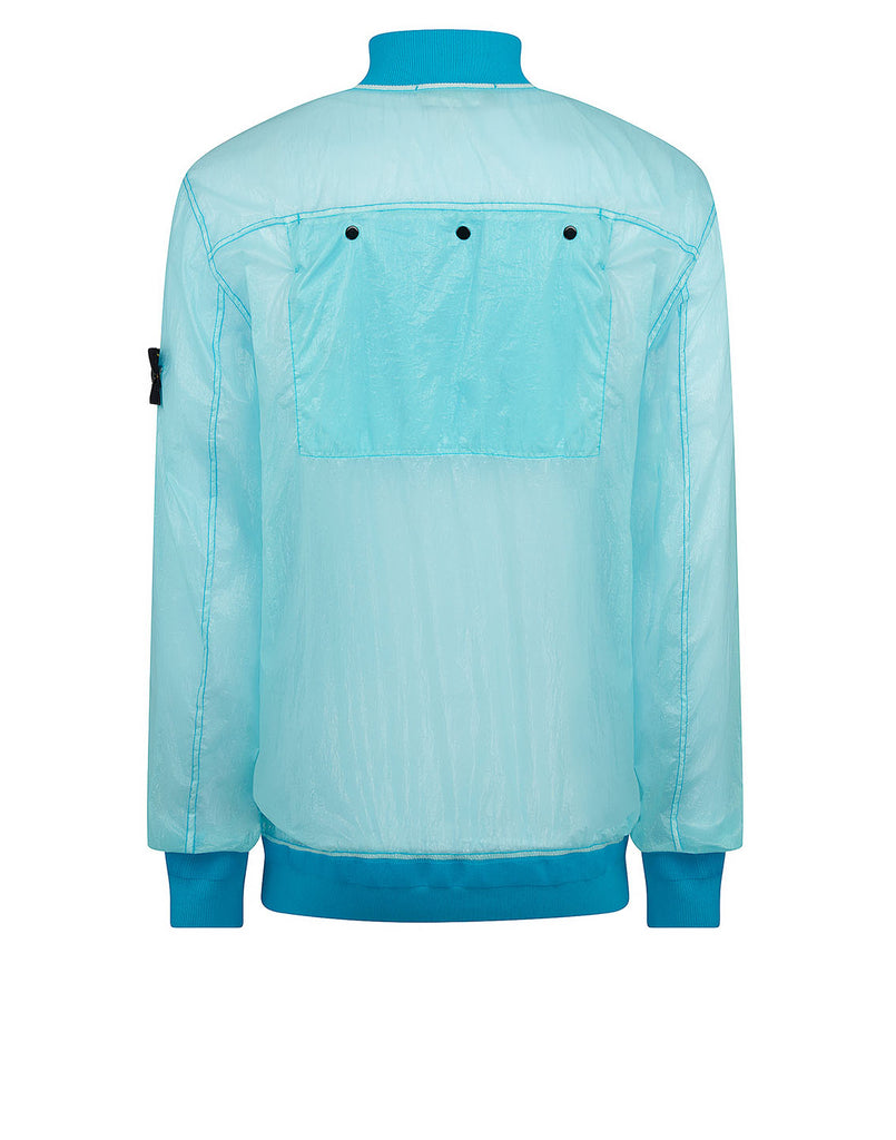 43134 LUCIDO-TC_PACKABLE Jacket in Turquoise