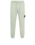 64551 Fleece Pants in Light Green