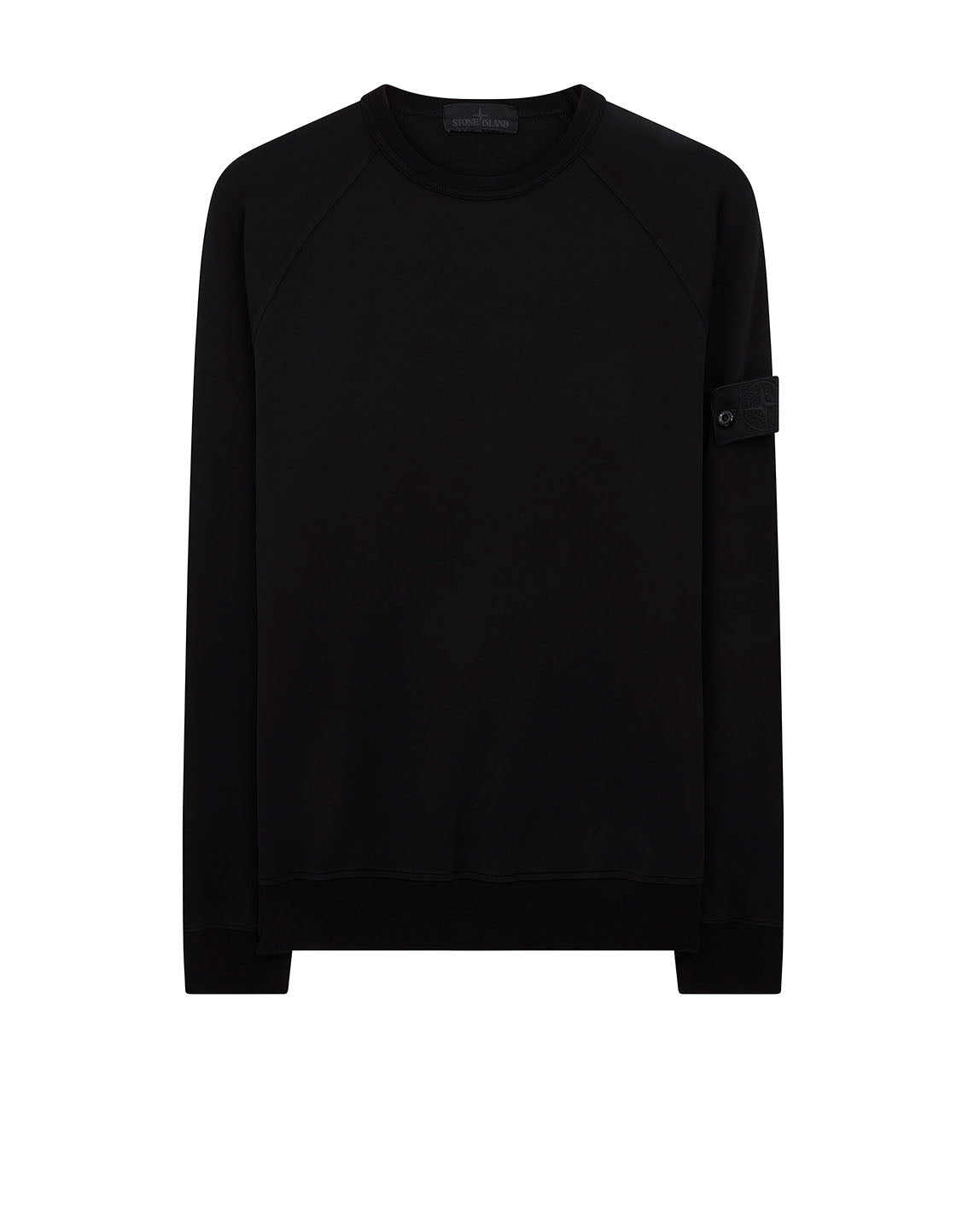 659F3 GHOST PIECE Sweatshirt in Black