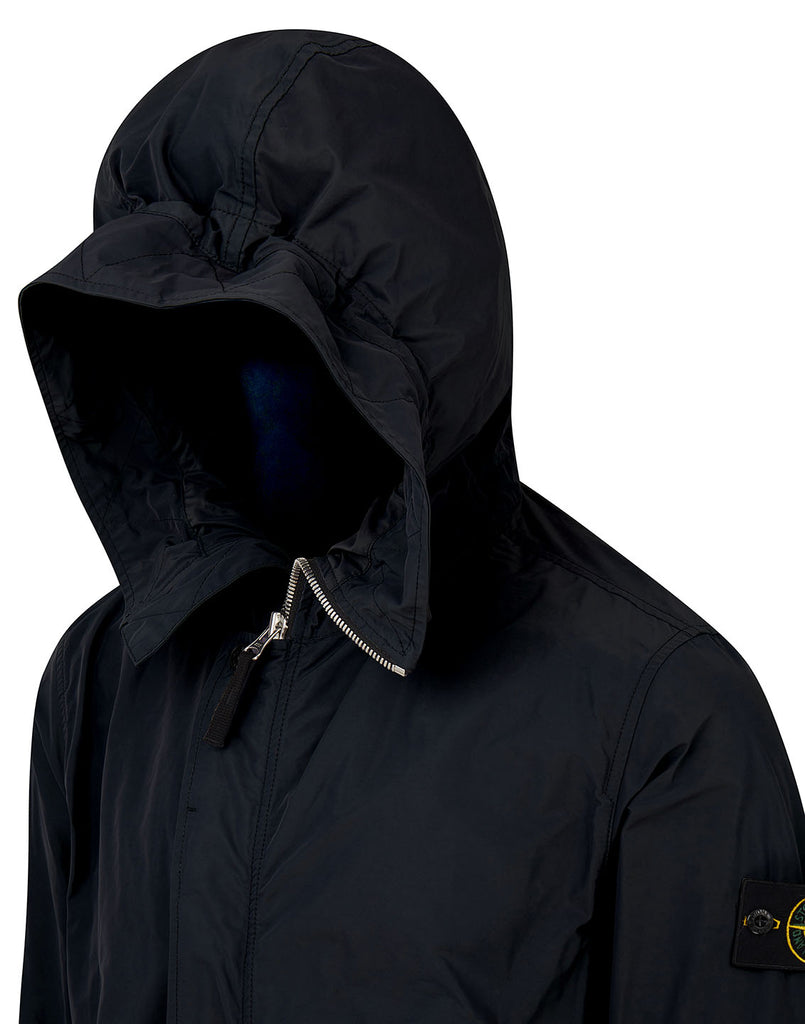70222 Micro Reps Parka in Navy