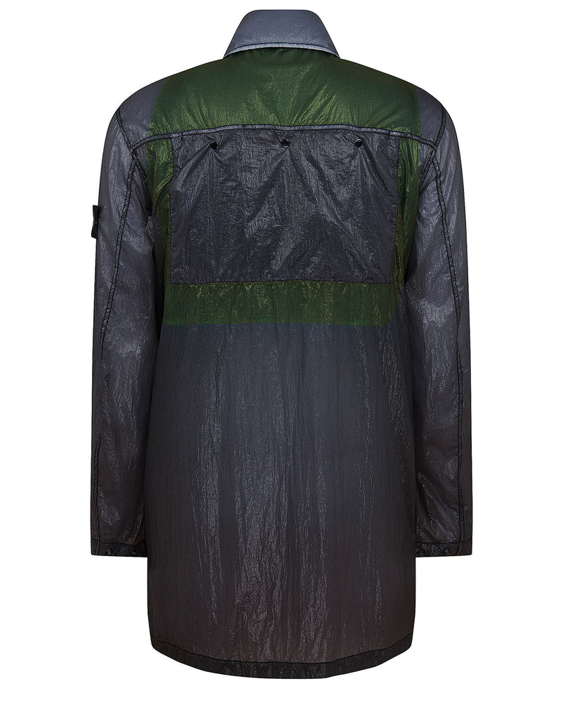 70534 LUCIDO-TC_PACKABLE Jacket in Black