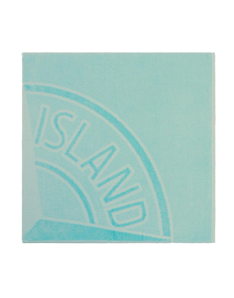 93177 Beach Towel in Aqua