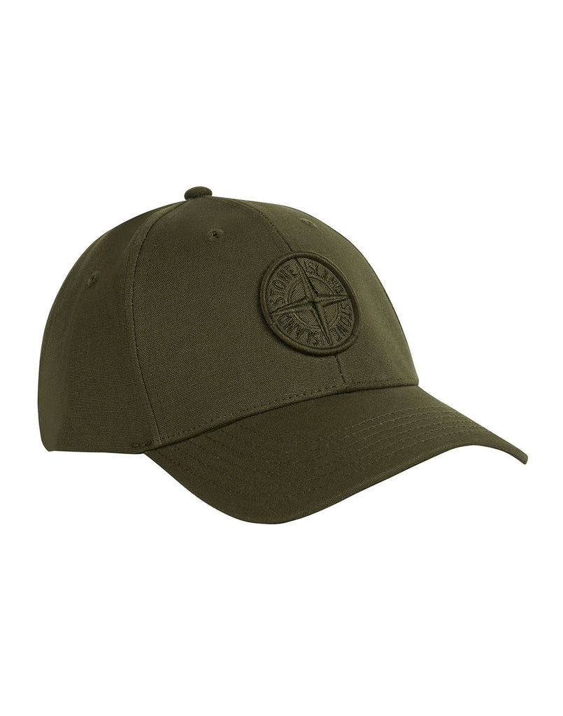 99661 Hat in Military Green