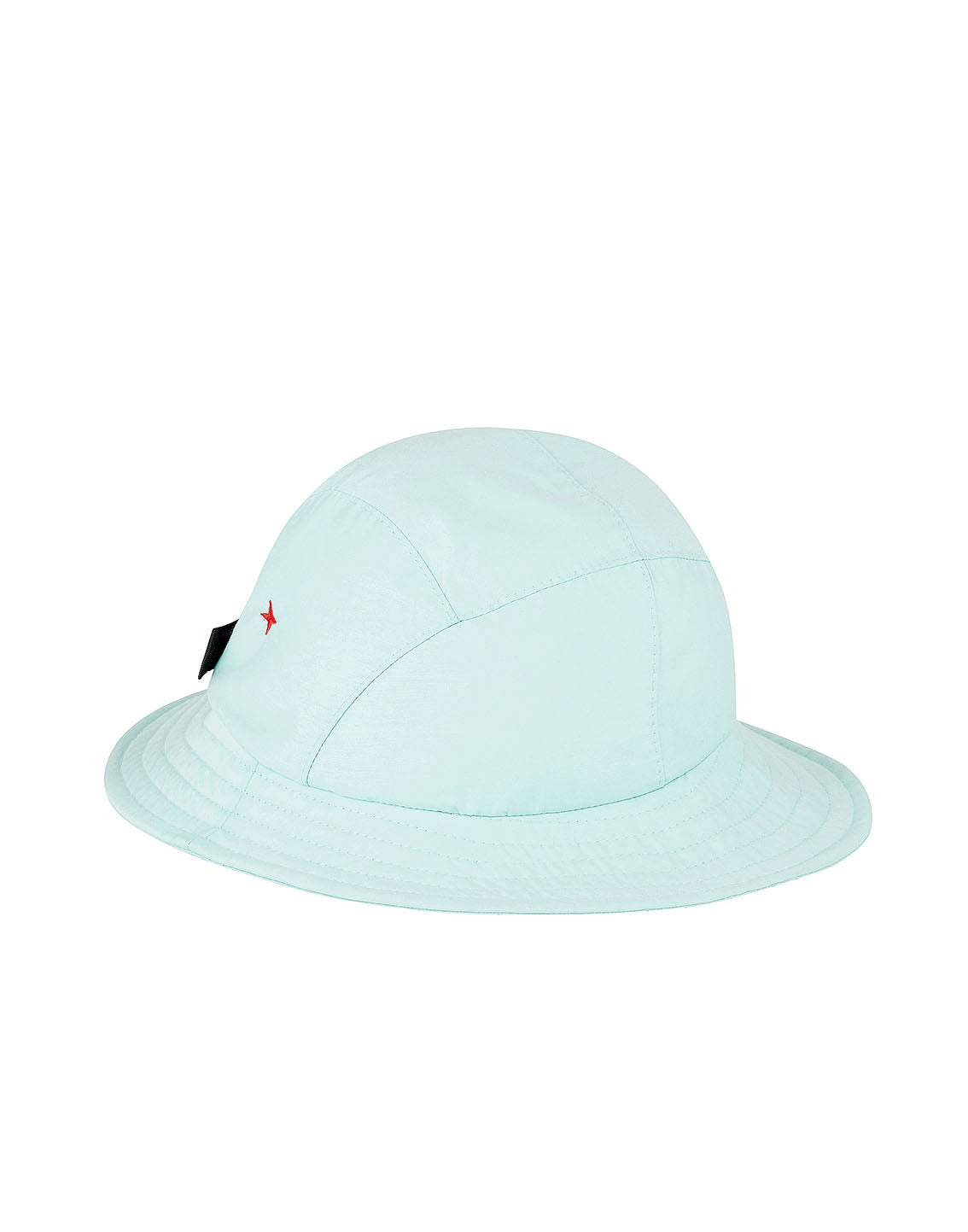 999X6 STONE ISLAND MARINA COTTON NYLON 3L Hat in Aqua