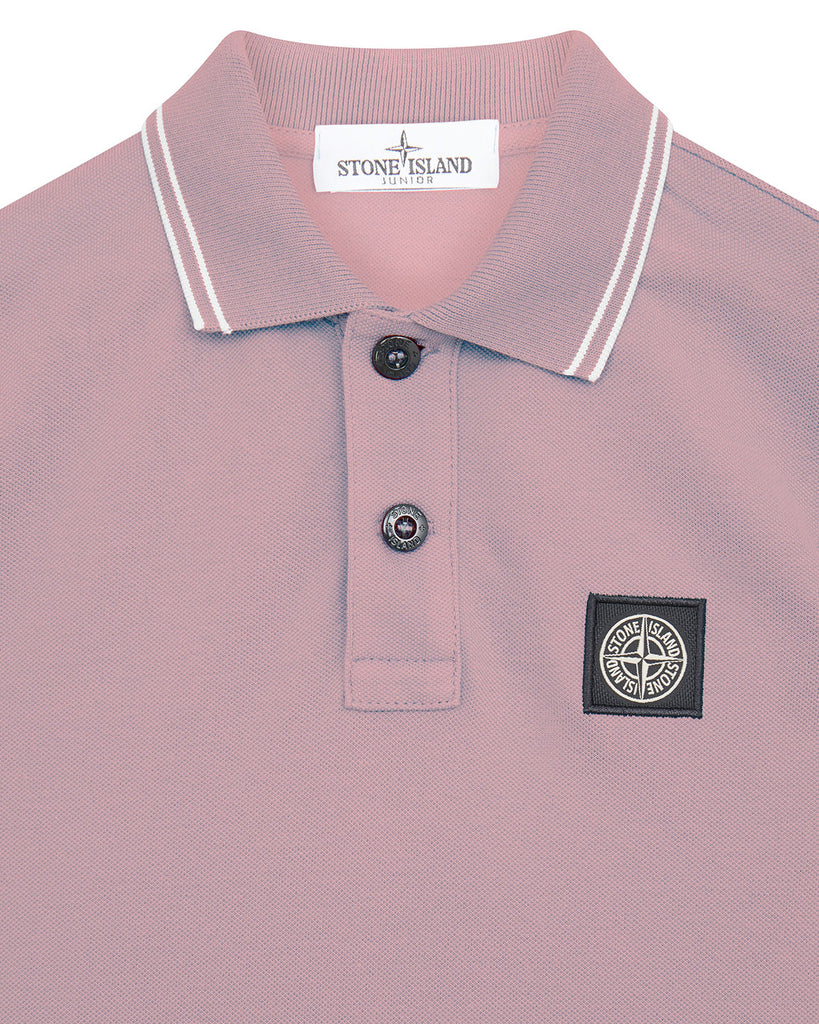 21348 Polo Shirt in Rose Pink