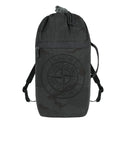901S4 BRUSHED COTTON 2C CAMO-OVD Bag in Black
