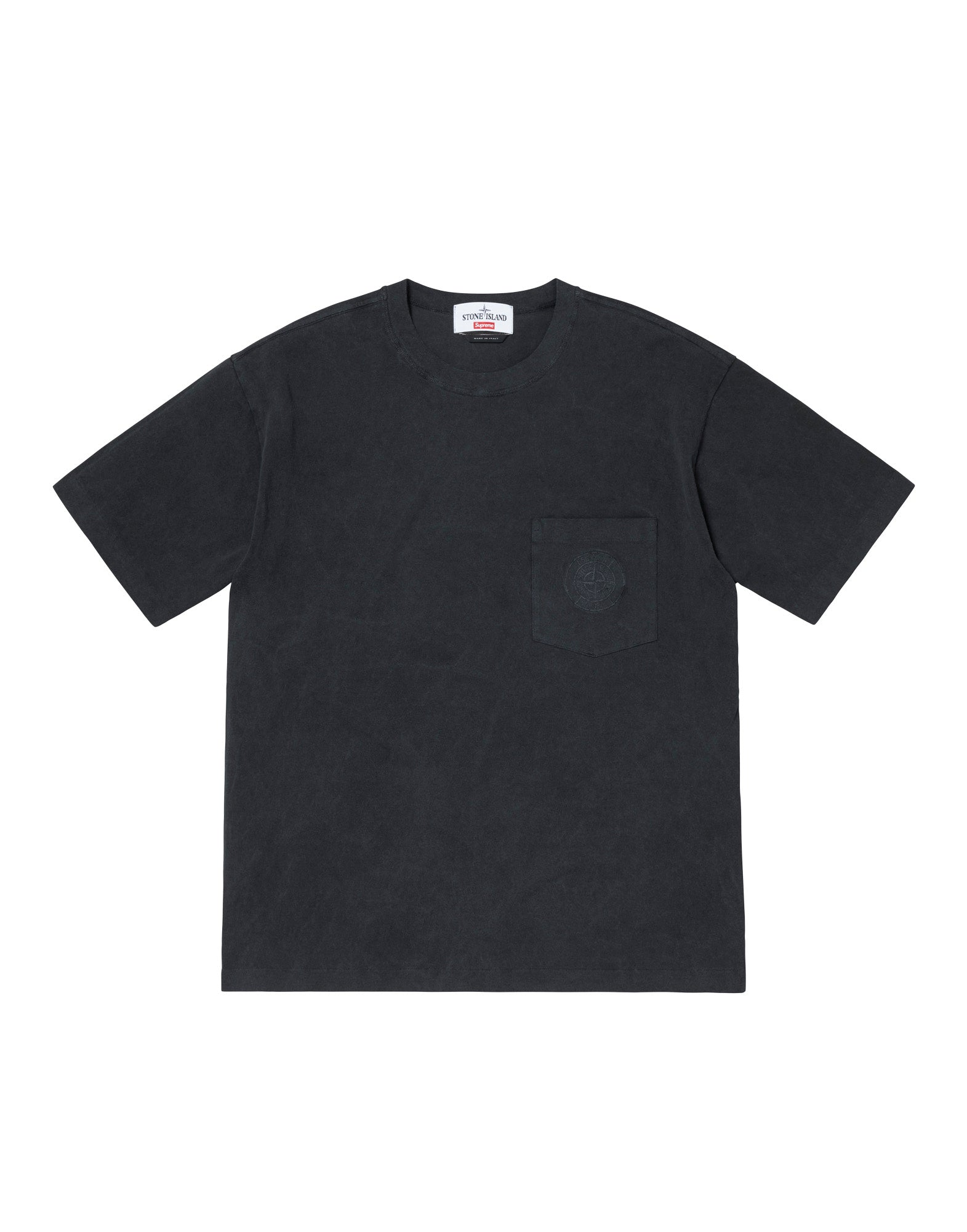 201S1 DUST COLOUR T-Shirt in Black
