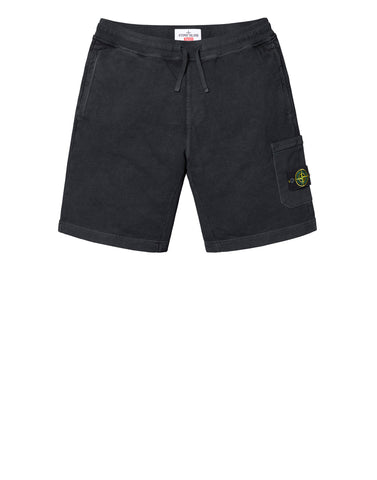 603S2 DUST COLOUR Shorts in Black