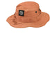 903S6 BRUSHED COTTON 2C CAMO-OVD Hat in Orange
