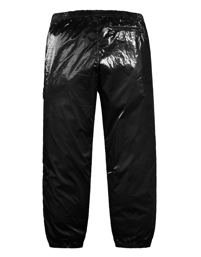 302S3 NEW SILK LIGHT Trousers in Black