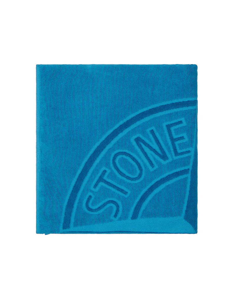 91062 Beach Towel in Cobalt Blue