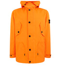 44448 DAVID FLUO Jacket in Orange