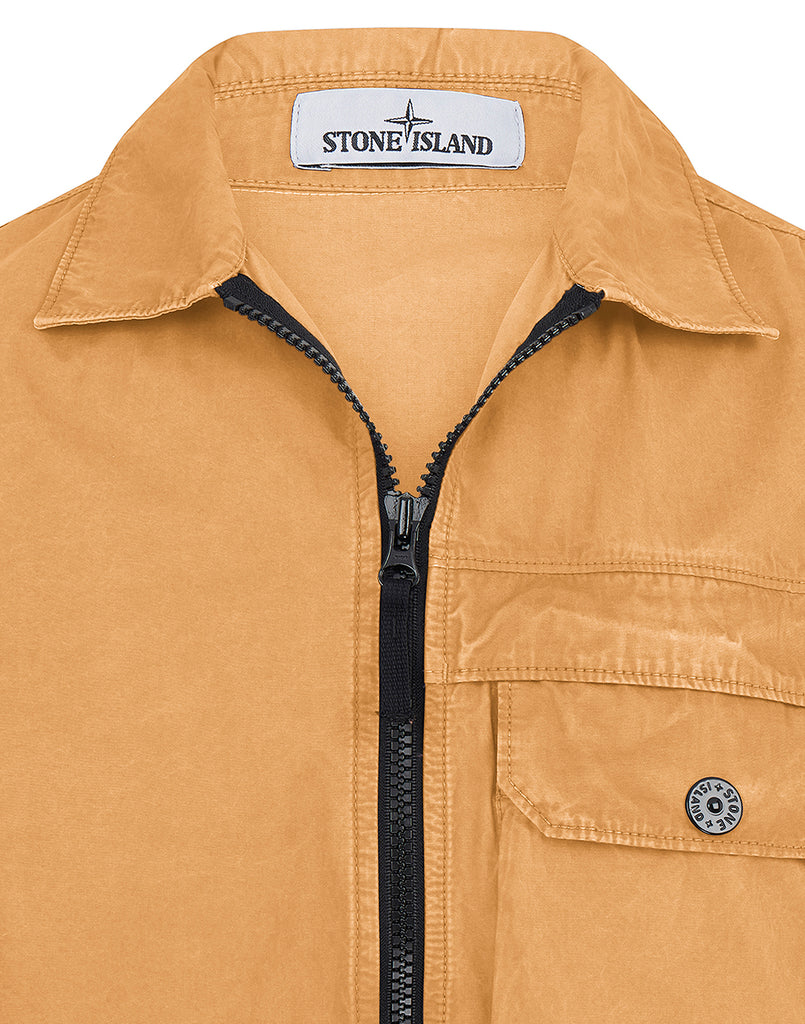 107Wn T.Co+Old Overshirt in Orange