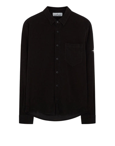 12502 Shirt in Black