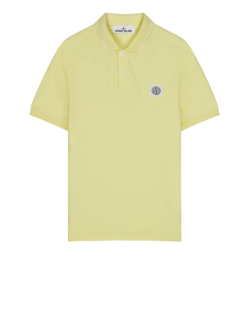 20616 Polo Shirt in Yellow