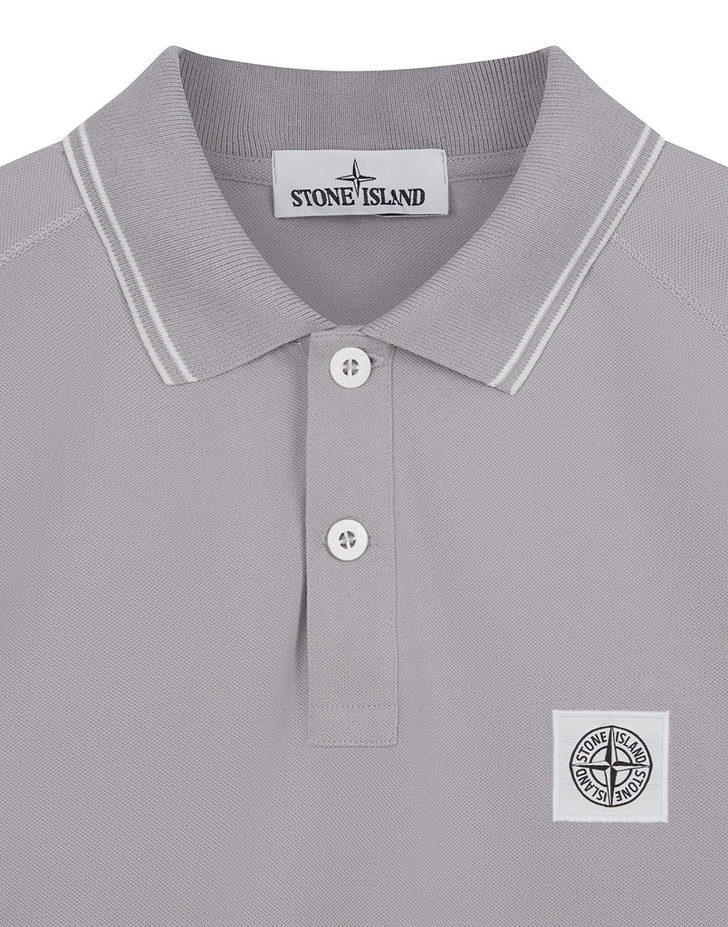 20616 Polo Shirt in Lavender