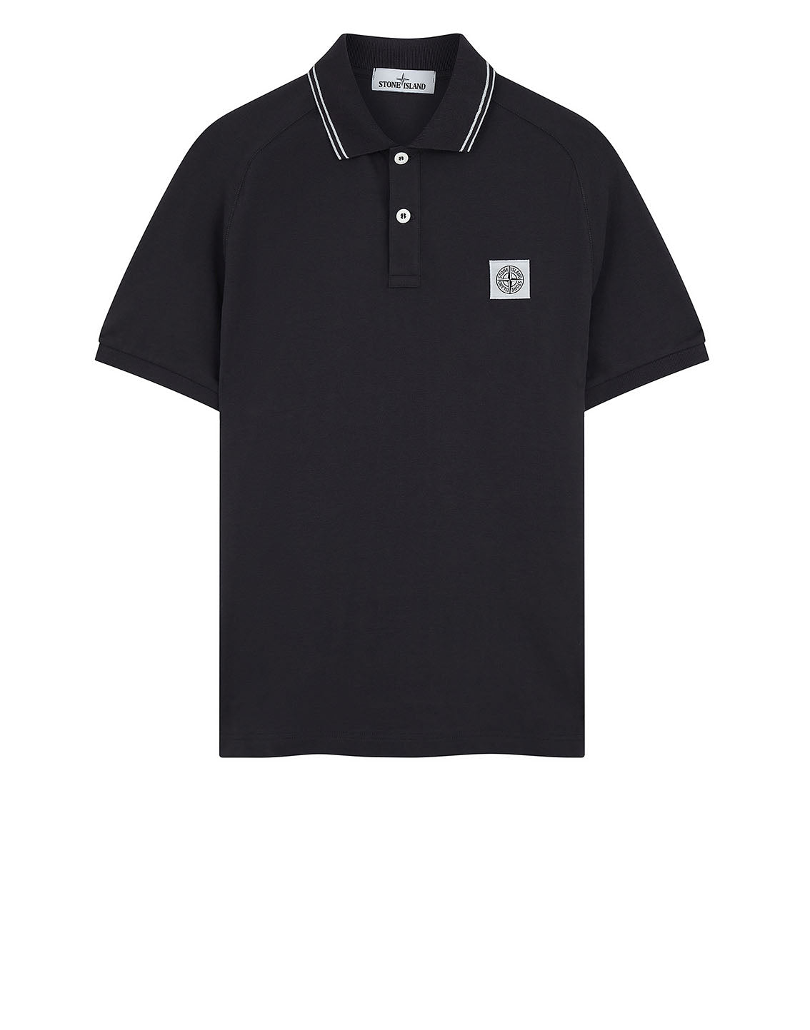 20616 Polo Shirt in Charcoal